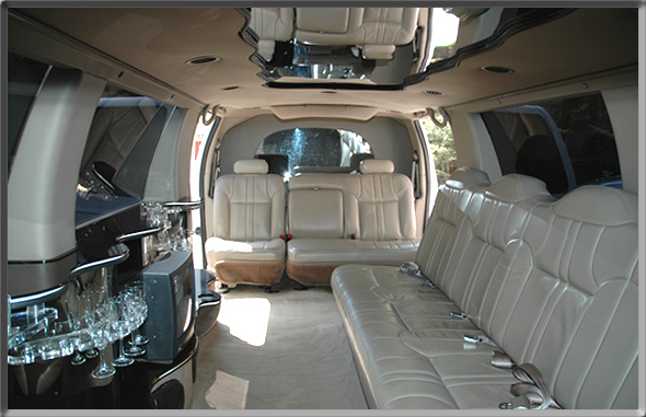 Horse Shoe Limo Seating In Excursion Idea Ford Truck Enthusiasts Forums